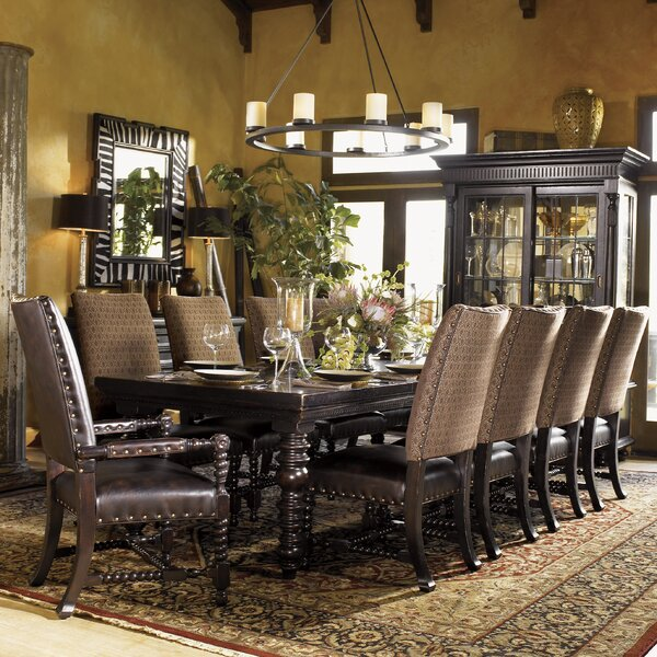 Kingstown 11 Piece Extendable Dining Set by Tommy Bahama Home Tommy Bahama Home