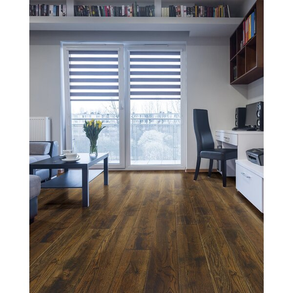Douro 4-3/4 Solid Oak Hardwood Flooring in Coffee by Branton Flooring Collection