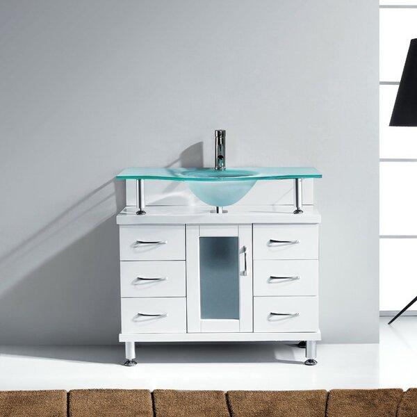 Runge 36 Single Bathroom Vanity Set by Latitude Run