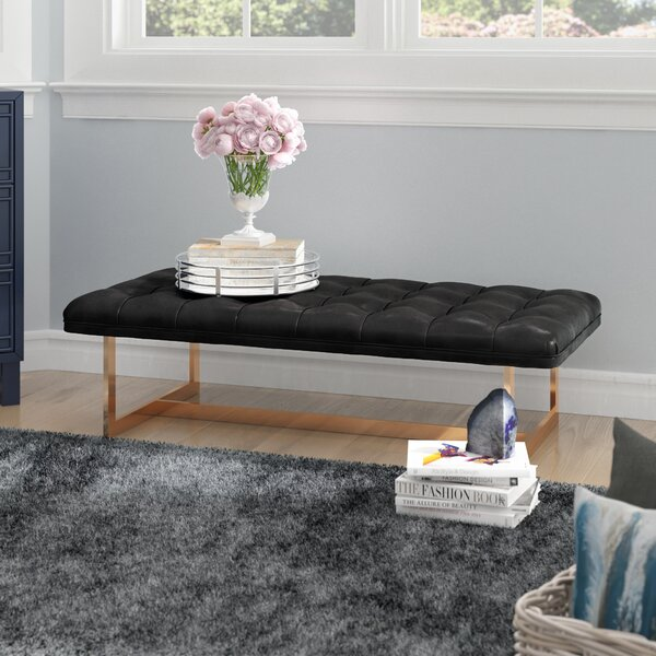 Filipe Upholstered Bench by Willa Arlo Interiors