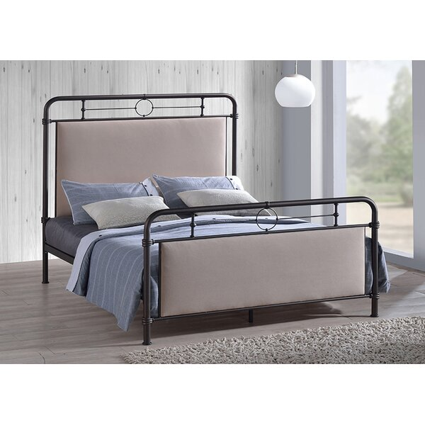 Alta Upholstered Platform Bed by August Grove