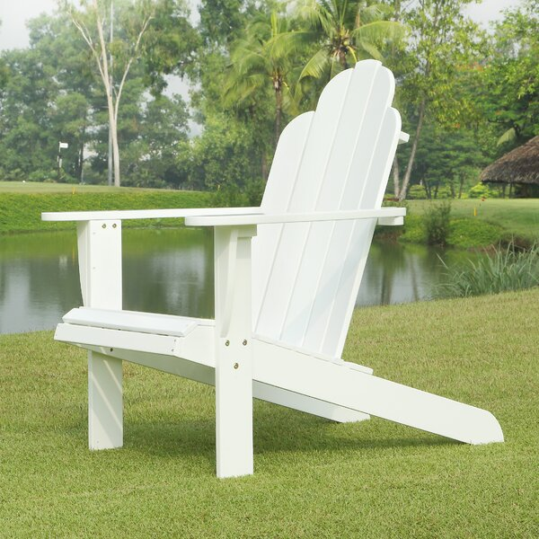 Bay Harbor Islands Adirondack Chair by Beachcrest Home