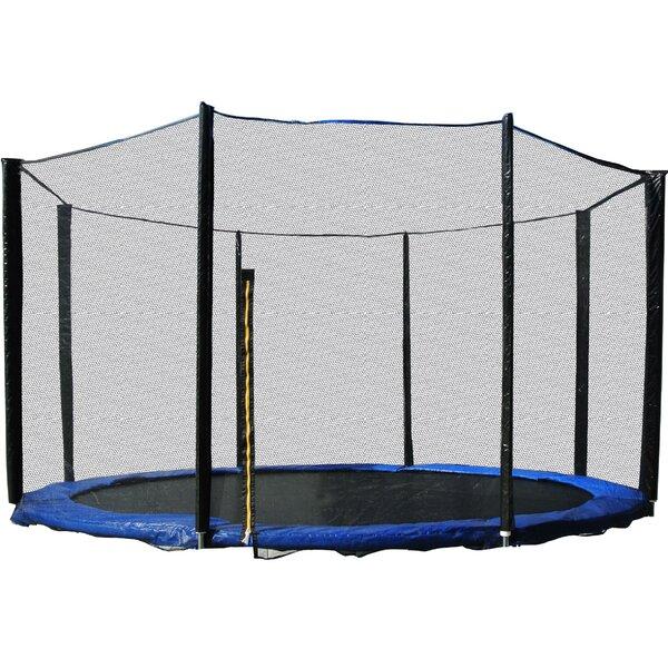 Enclosure for Trampoline by Super Jumper