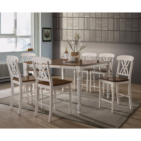Milliman Counter Height Dining Table by August Grove