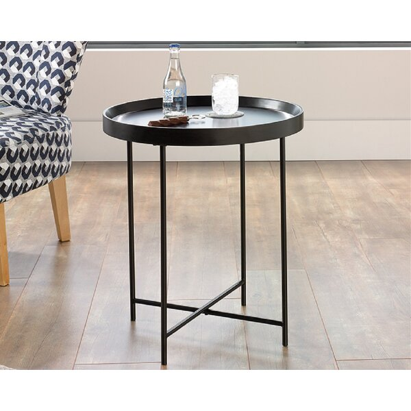 Manawa Tray Table By 17 Stories