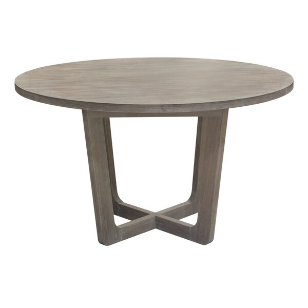 Solano Round Dining Table by Diamond Sofa