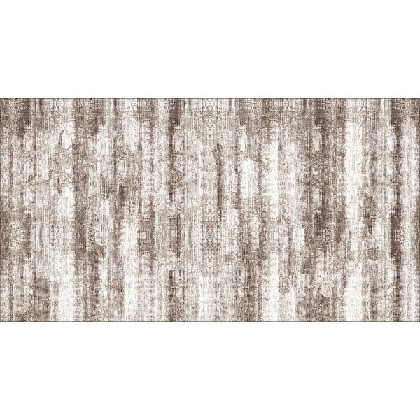 Novotny Brown Indoor/Outdoor Area Rug by Ebern Designs