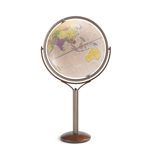 Magellano Floor Globe by Zoffoli Globes USA