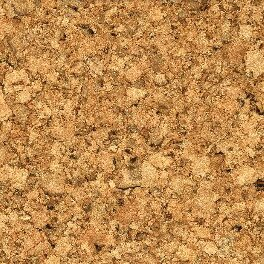 11-7/8 Cork Flooring in Small Pebbles by Albero Valley