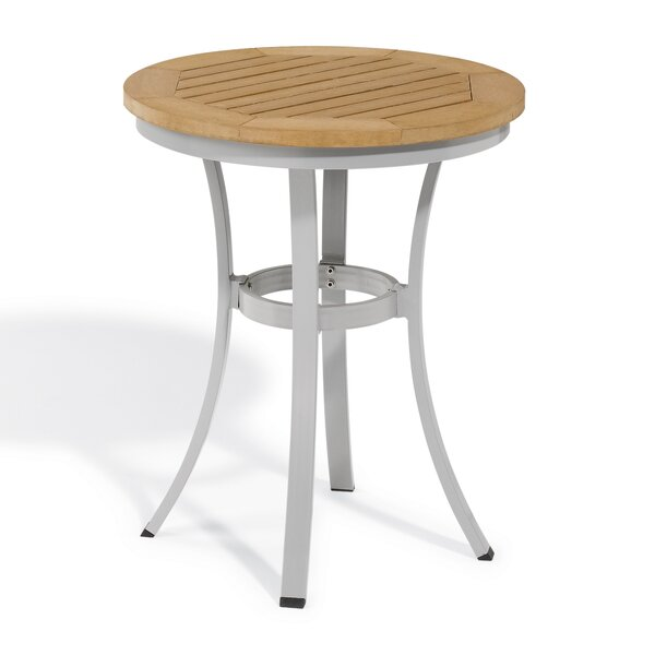 Farmington Round Bistro Table by Latitude Run