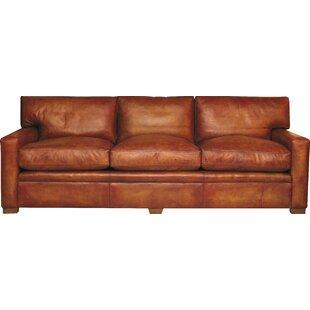 Armada Leather 3 Seater Sofa