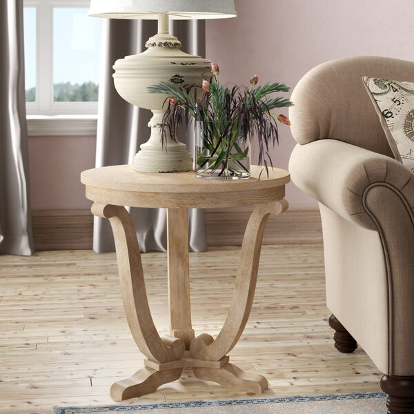 Balisier End Table by Lark Manor