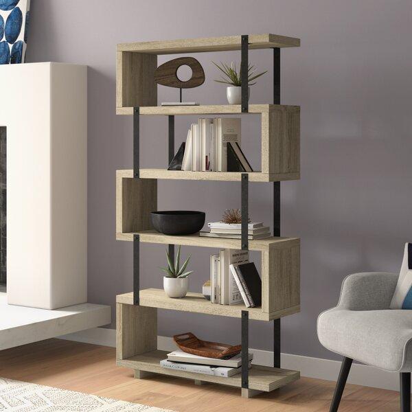 Nordin Standard Bookcase by Brayden Studio