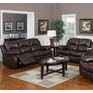 Bryce 2 Piece Reclining Living Room Set