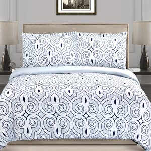 Clarendon Duvet Cover Set