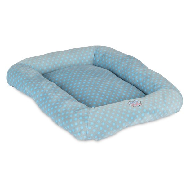 Maxine Polka Dot Baby Bumper Bed by Tucker Murphy Pet