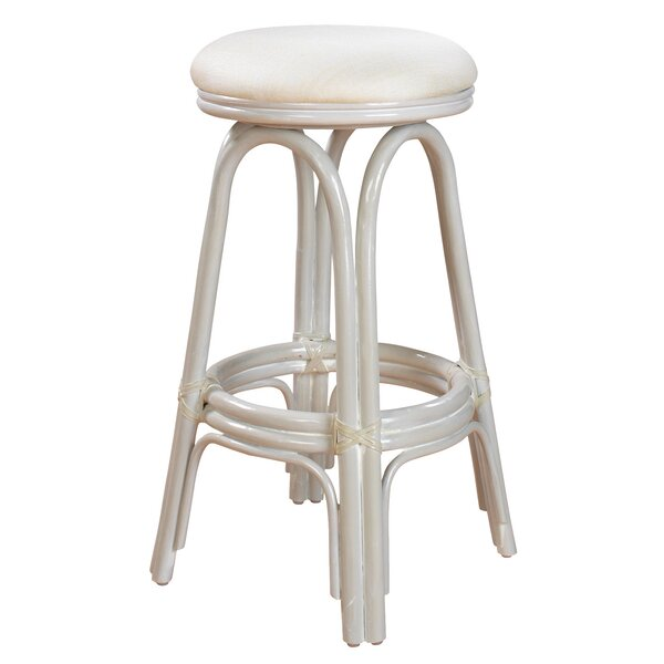 Catlina Patio Bar Stool by Hospitality Rattan