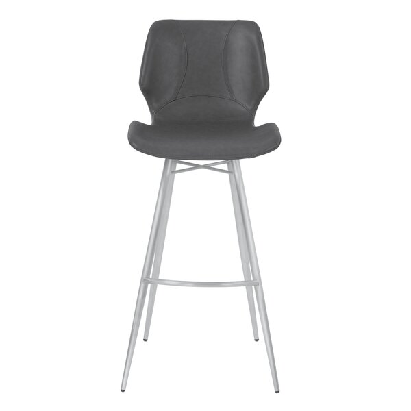 Marcella 30 Bar Stool by 17 Stories
