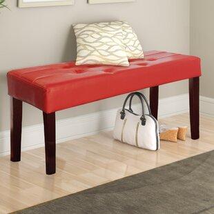 Deals Fresno Upholstered Bench ByCorLiving