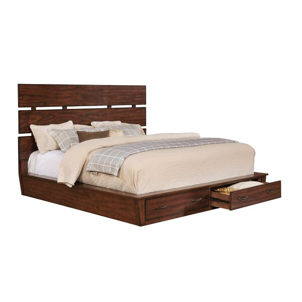 Reich Storage Platform Bed by Loon Peak
