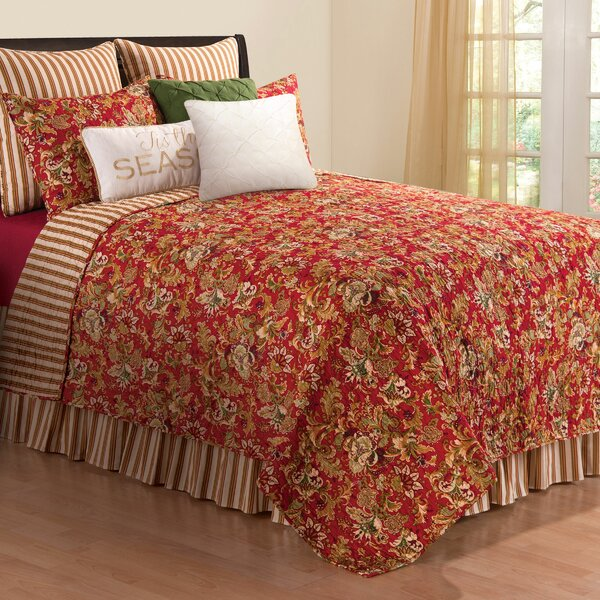 Estefania Reversible Quilt Set by August Grove