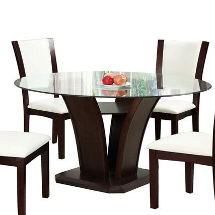 Yeager Dining Table by Latitude Run