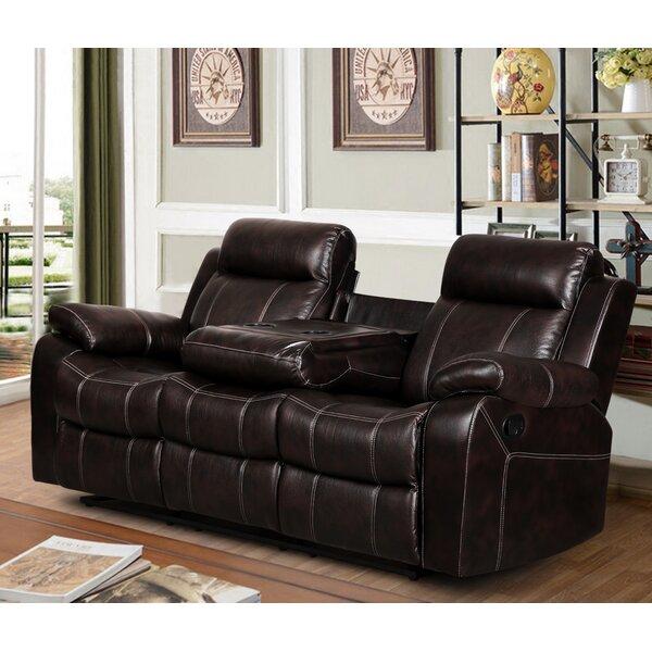Djerf Reclining Sofa by Winston Porter Winston Porter