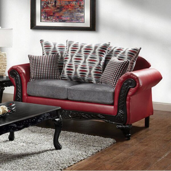 Cresta Loveseat by Astoria Grand