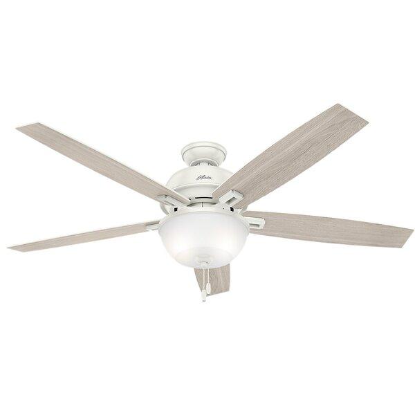 60 Donegan 5-Blade Ceiling Fan by Hunter Fan