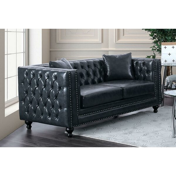 Price Decrease Darren Tuxedo Sofa by 17 Stories by 17 Stories
