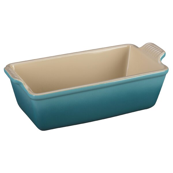 Stoneware Heritage Loaf Pan by Le Creuset