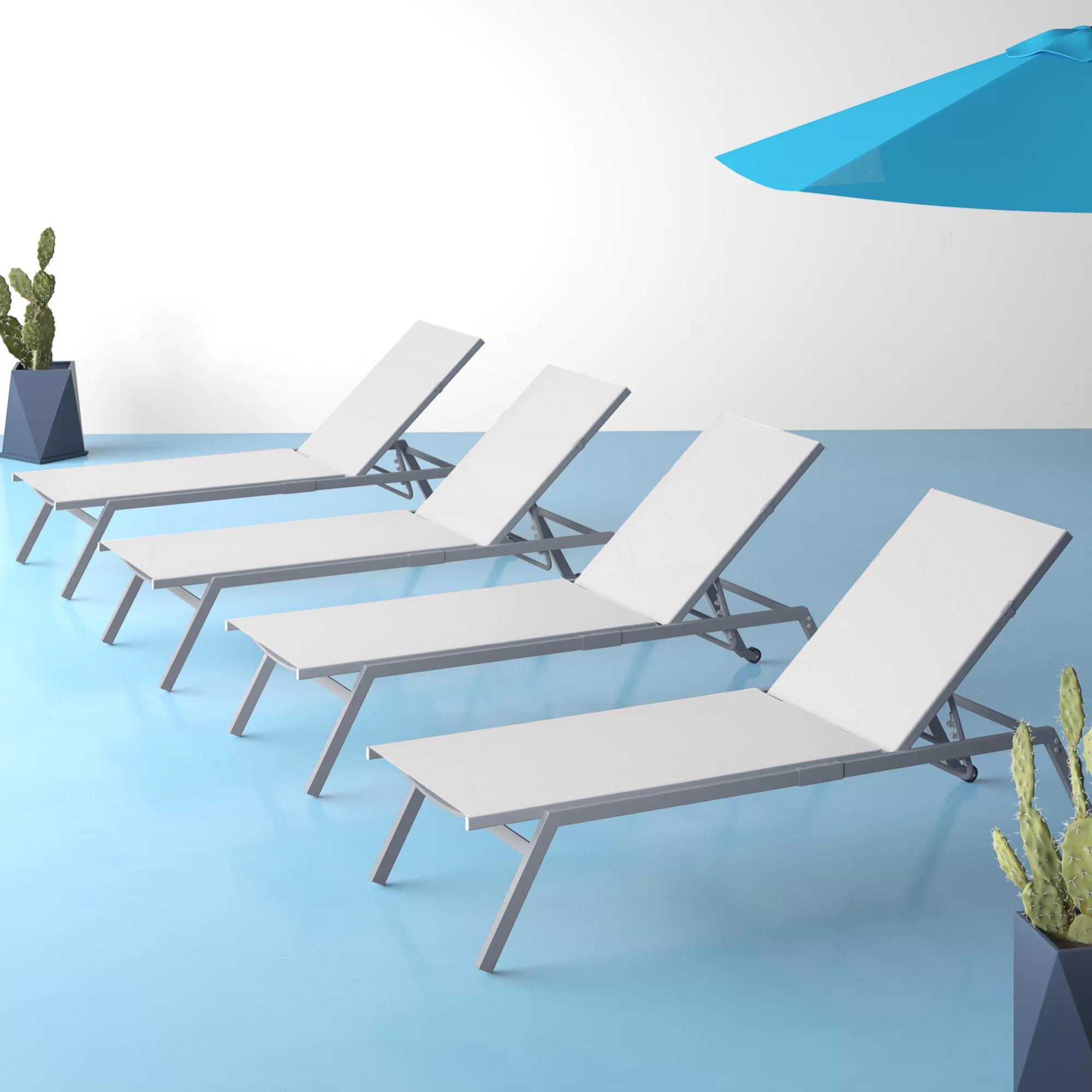 Pleasing Anchill Sun Lounger Set Creativecarmelina Interior Chair Design Creativecarmelinacom