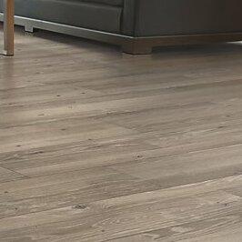Copeland 8 x 47 x 7.87mm Oak Laminate Flooring in Gray by Mohawk Flooring