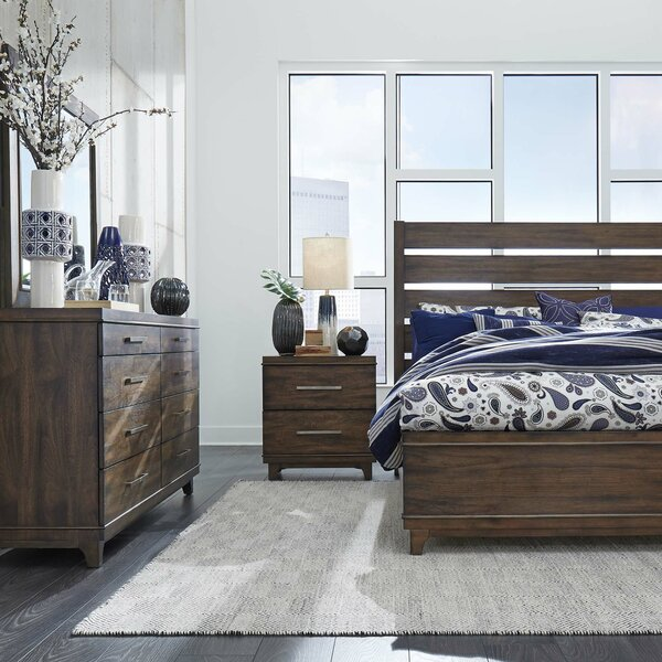 Schacht Panel Headboard by Brayden Studio