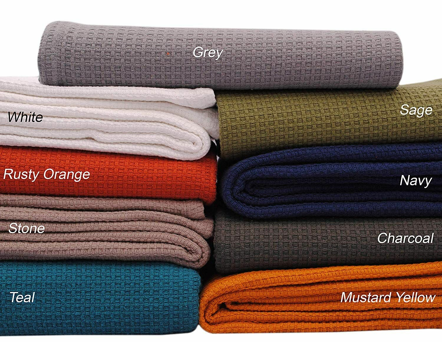 Latitude Run Anyi Breathable Ringspun100 Cotton Blanket Wayfair