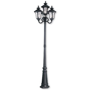 Look for Gurnee Outdoor 4-Light 93 Post Light By Three Posts