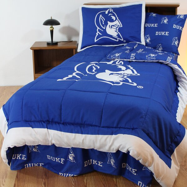 Duke Bed in a Bag Set by College Covers