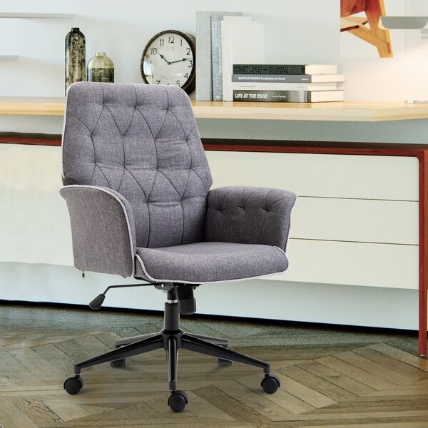 Phoenix Low-Back Executive Chair by Ebern Designs