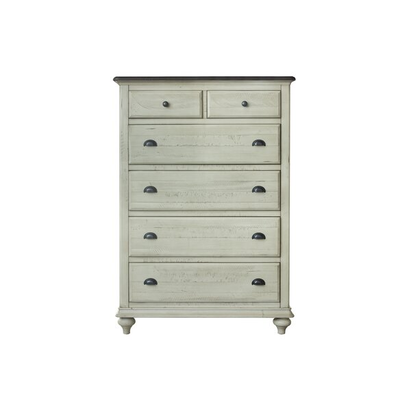Wilfred 6 Drawer Chest by Bayou Breeze