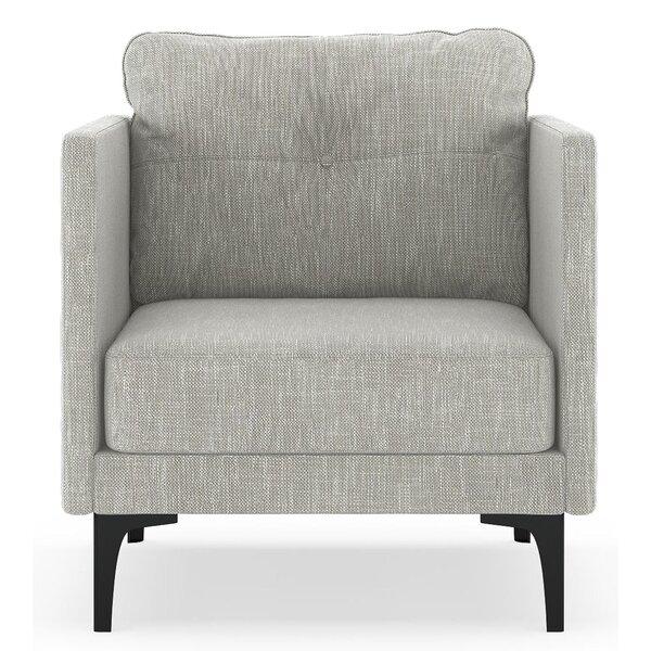 Schick Armchair by Orren Ellis