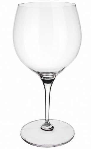Maxima Burgundy Glass by Villeroy & Boch
