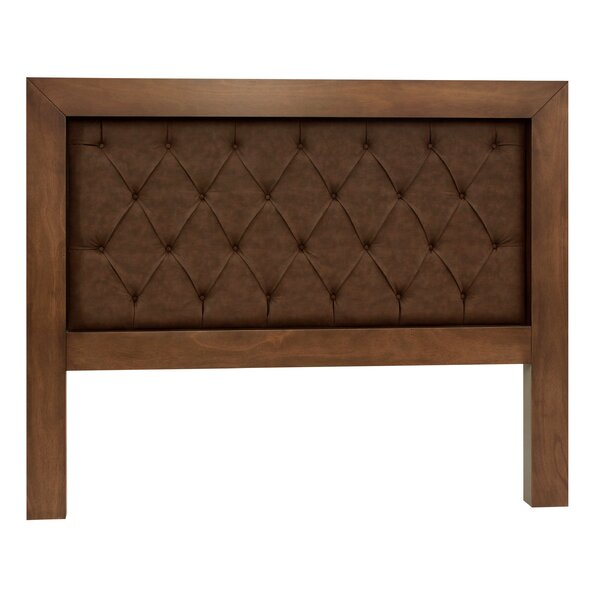 Puneeth King Upholstered Panel Headboard by Brayden Studio