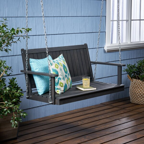 Lampe Outdoor Porch Swing By Gracie Oaks by Gracie Oaks Great price