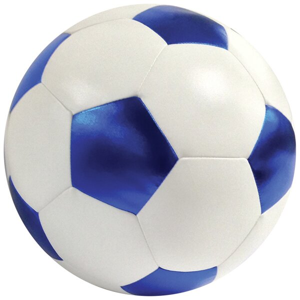Soccer Ball 3D Microbead Throw Pillow by Iscream