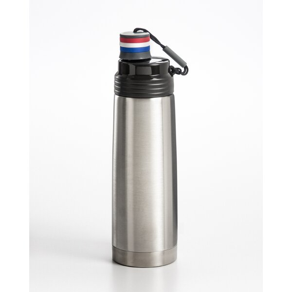Eastridge 30 oz. Stainless Steel Travel Tumbler by Rebrilliant
