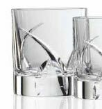 East Clevedon 9.8 oz. Glass Cocktail Glass (Set of 2) by Ebern Designs