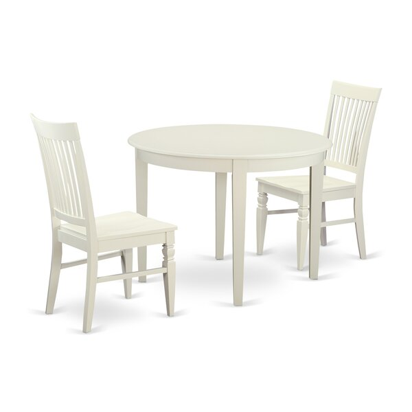 Hillhouse 3 Piece Dining Set By Red Barrel Studio Wonderful