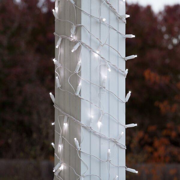 150 LED Christmas Column Wrap Light by Wintergreen Lighting