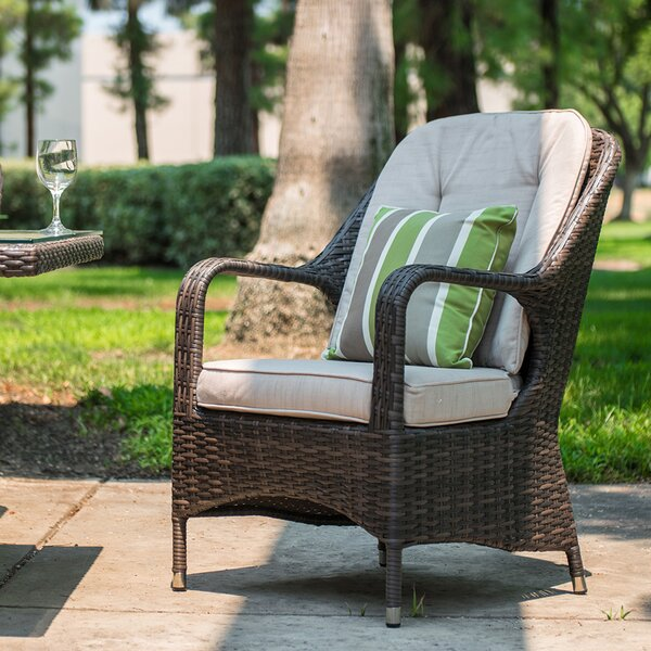 Turnbury Outdoor 5 Piece Multiple Chairs Seating Group with Cushions by Latitude Run