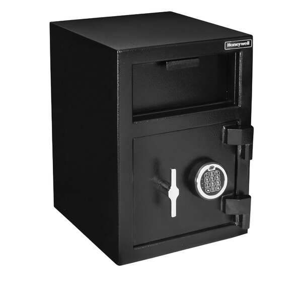 Electronic Lock Depository Safe 1.06 CuFt by Honeywell